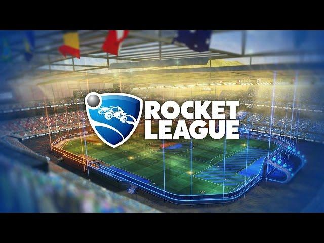 Rocket League  - We Speak Chinese