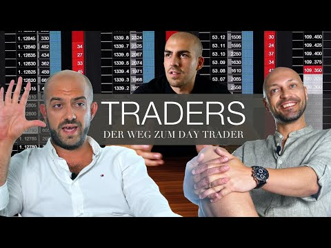 "TRADERS - ""Der Weg zum Daytrader"" | Trading Doku | Folge 1"