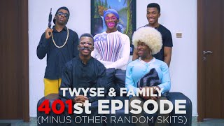 Download Twyse Ereme Comedy - TWYSE and FAMILY Special (401st Episode) - Twyse Ereme