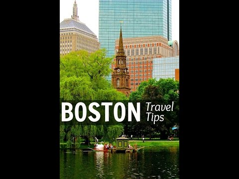 Boston Travel Guide Things to see and do By Vidtur.com