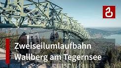 Wallbergbahn Rottach-Egern -  Nostalgie am Tegernsee
