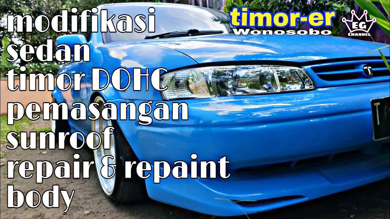 106+ Gambar Modif Mobil Timor Dohc Gratis