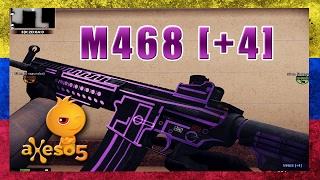 BIENVENIDA ♥ M468 [+4] iAmCarlos Gamer / Zula Latino