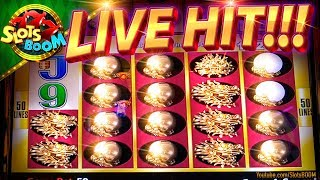 25K SUB SPECIAL!!! Wonder 4 Gold 50 Dragons Live Big Bonuses !!! Aristocrat Slots