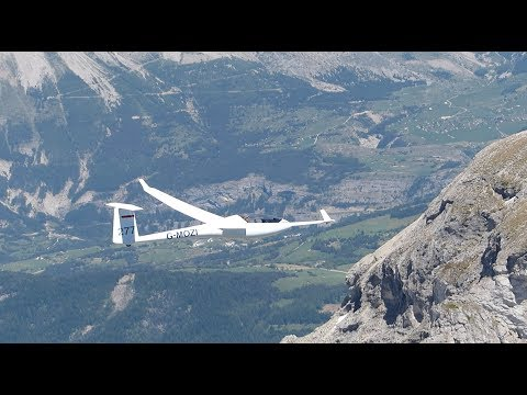 Return to Gliding Paradise Alps 2017