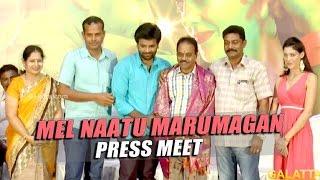 Mel Naatu Marumagan Press Meet