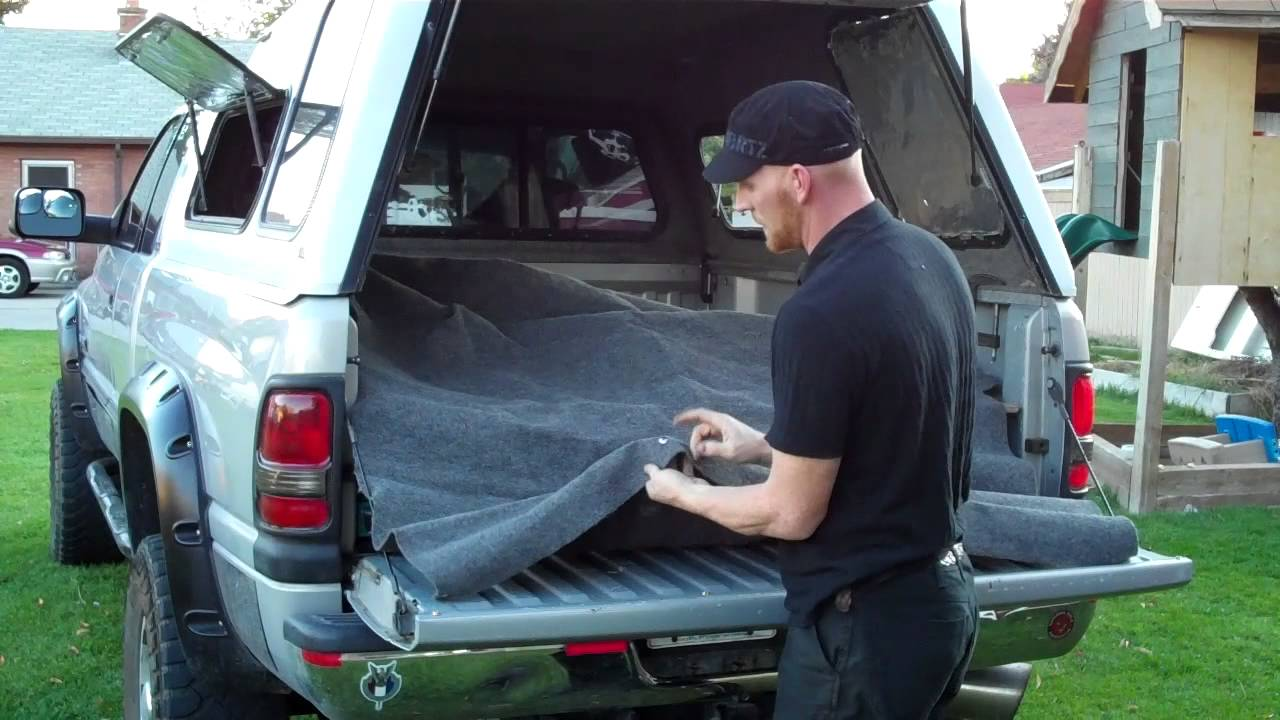 How To Build A Low Cost High Efficiency Carpet Kit For Your Truck