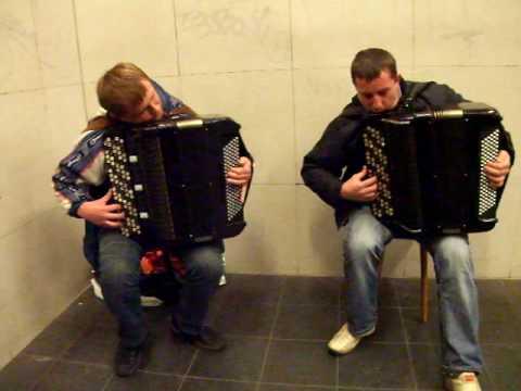 Rossini William Tell Overture - Akkordeon Bajan duo