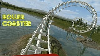 Roller Coaster Simulator Game No limits 2 PC gameplay
