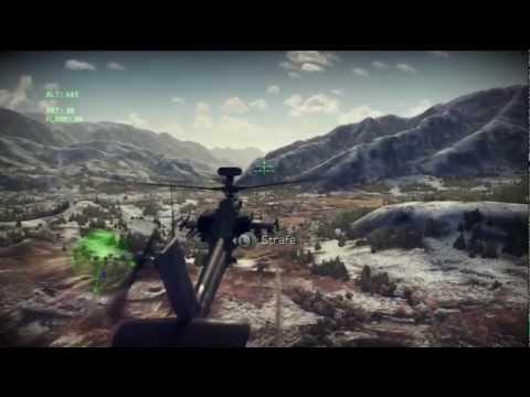 PS3 Apache Air Assault First Impression