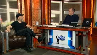 "Actor J.K. Simmons Discusses New Film ""The Meddler"" in Studio - 4/25/16"