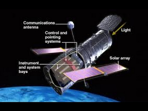What is Hubble Telescope And How does it work ?? ||HD ...