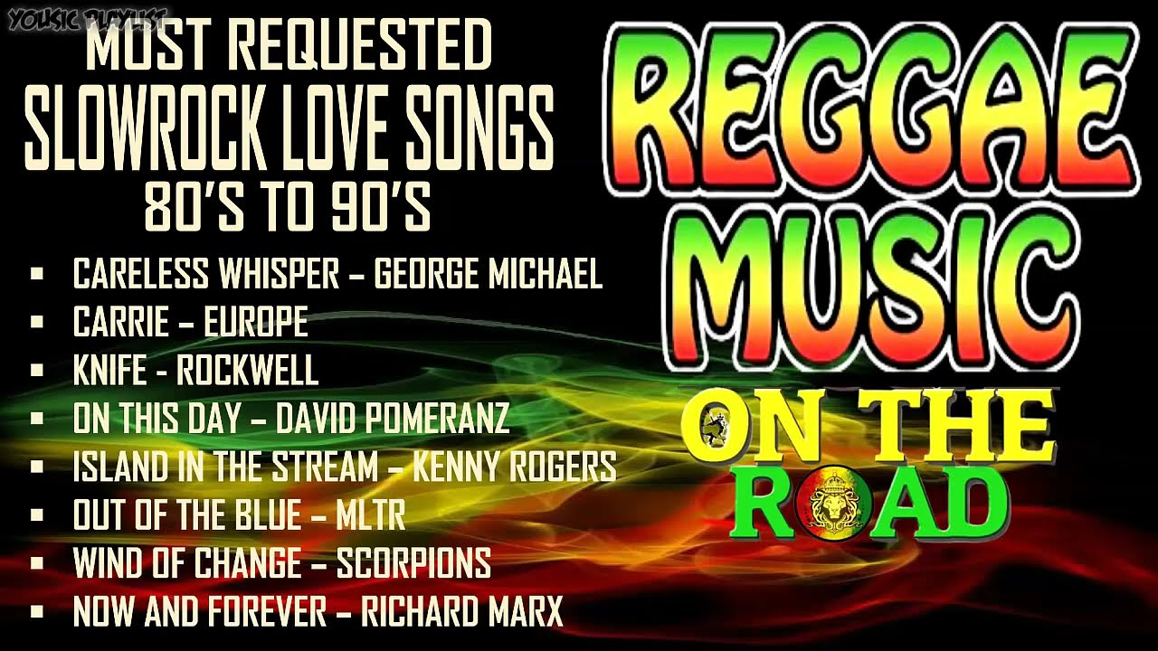 Download Calm Reggae Music Compilation 2021    Slow Rock Love Songs MIX 80's to 90's Music    Vol. 40   