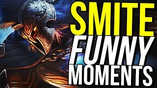 WHY TANKS ARE BROKEN! (Smite Funny Moments)