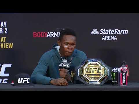 UFC 236: Главные моменты пресс-конференции
