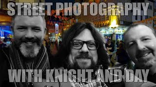 London Street Photography with Darren Knight and Tim Day