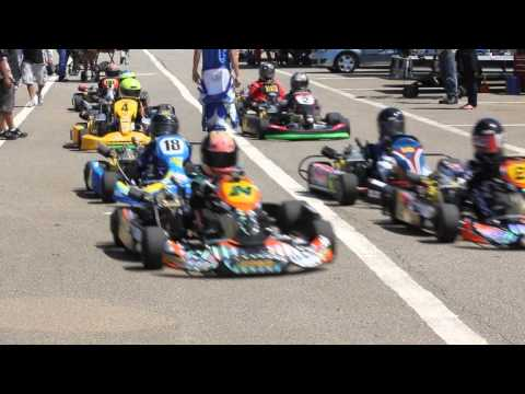 Kart Racing Bermuda Apr 15 2012