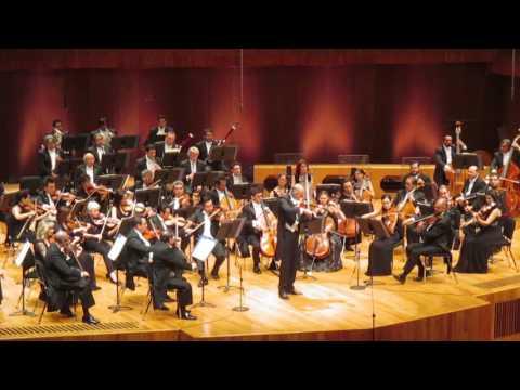 Concierto violín (III. Rondo). Beethoven. Massimo Quarta. OFUNAM