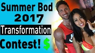 ☀️🌴 SUMMER BOD 17! | 60 Day Weight Loss Transformation Contest $$$