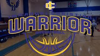 Warriors ⚔️ vs. Burton Adventist Blue Angels 😇 Highlights