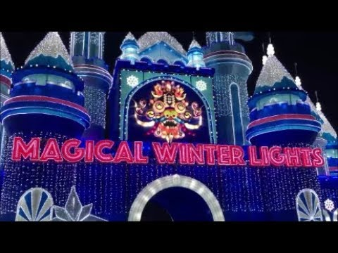 Magical Winter Lights | Houston, Texas