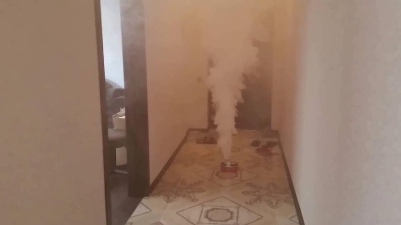 Табачная дымовая шашка «ГЕФЕСТ» ООО ФЕРМЕР - YouTube