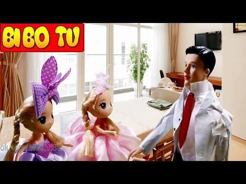 Đồ Chơi Búp Bê Barbie Stop Motion | Bài Học Rửa Tay Sạch Sẽ Giáo Dục Kỹ Năng Sống Cho Trẻ Em