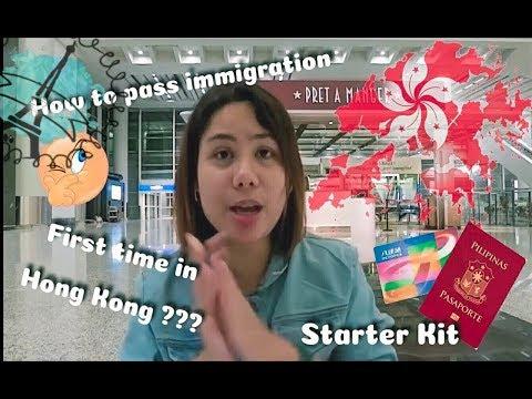 starter-kit-for-first-timers-in-hong-kong-#traveltipshongkong-#passingimmigration-#discoverhongkong