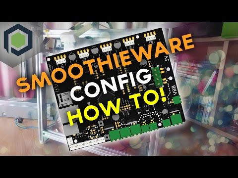 Setting up your Smoothieware Config File! - YouTube