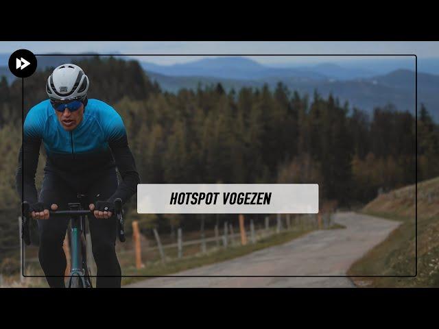 Vogezen: hotspot voor fietsers