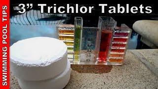 """3"""" Trichlor Chlorine Tablets, User Guide"""
