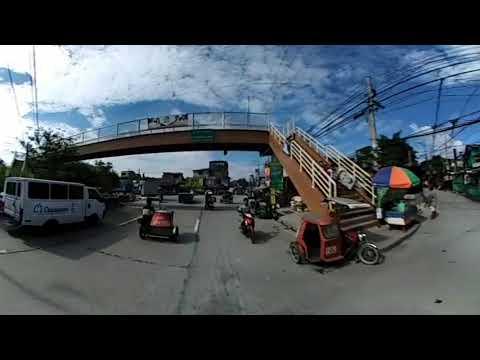 Luzon Avenue Quezon City  - 360 video (LG360 CAM)