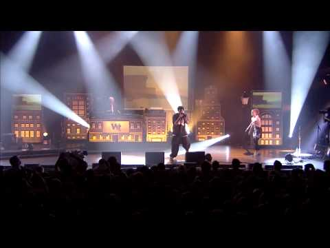 19 - WAX TAILOR feat Mattic - House Of Wax (Live Paris, Olympia 2010)