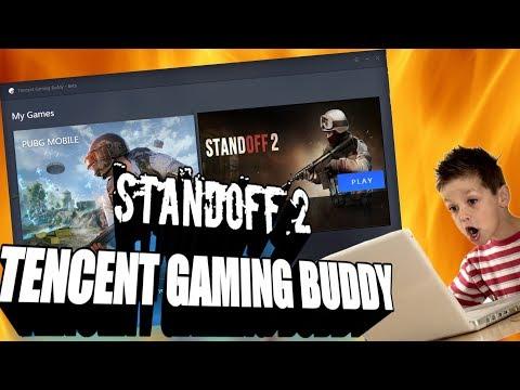 как запустить любую игру на Tencent Gaming Buddy