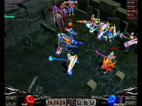 GM-MonsteR - Mu Online / Mu Arena Server