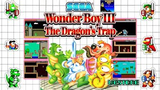 Wonder Boy III: Monster Lair: Sega Genesis Classics