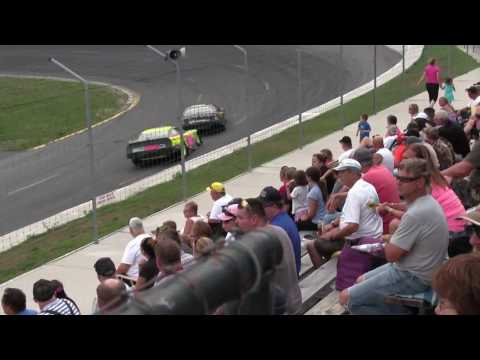 Sunset Speedway Late Model Feature 1 2016 08 20
