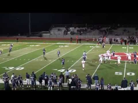 Chris Mentch #68 OG 2010 Junior Season Highlights