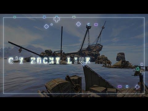 """c't zockt LIVE: """"Out of Reach"""" – Überleben unter Piraten"""