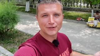 Анапа. Погода. 7.06.2018 пляж Лок Витязь. Цены чистейшее море