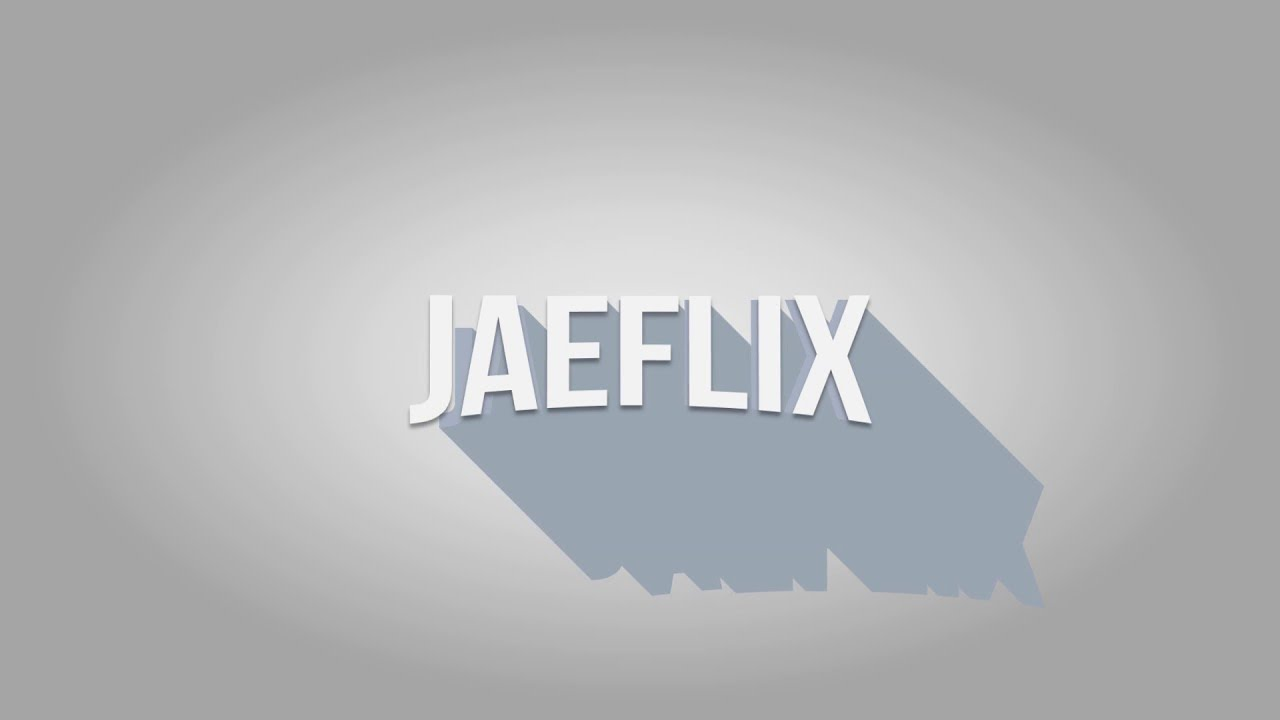Free Netflix Intro Logo Effect Template 001 Powerpoint