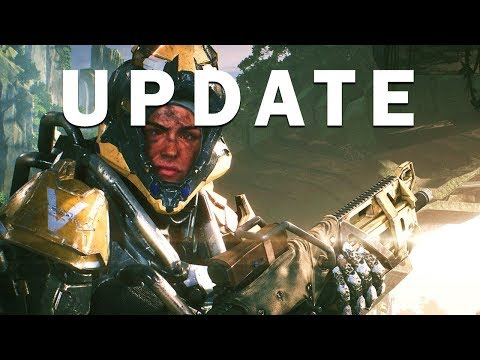 Anthem Update: FREE DLC!  PostLaunch Content Info!  Endgame Activities!