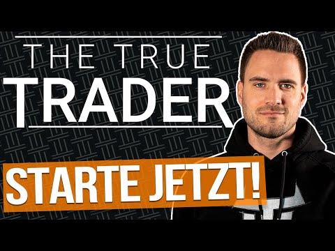 Dein Weg zum hauptberuflichen Trader. - Trading lernen!