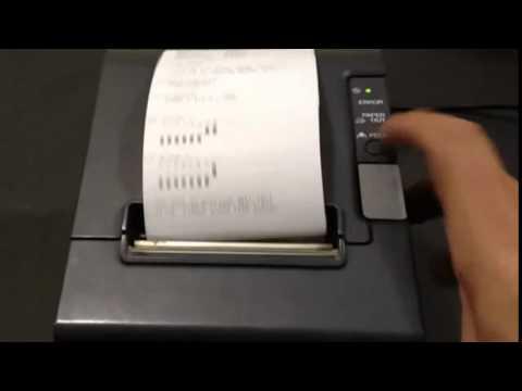 20 Epson TM-T88III TM-T88IV TM-T88V Impresora recibo rollos de papel térmico hasta