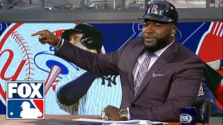 Alex Rodriguez and David Ortiz make predictions for the ALDS | FOX MLB