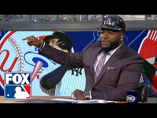 Alex Rodriguez and David Ortiz make predictions for the ALDS | FOX MLB