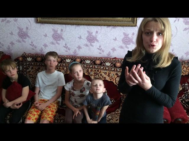 Изображение предпросмотра прочтения – ВикторияШилова читает произведение «Чулочки» М.М.Залилова (Джалилова)
