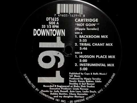 Cartridge -- Not Goin' (Backroom Mix)