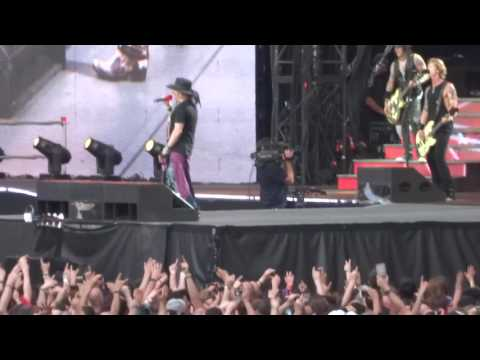 Guns n' Roses – You Could Be Mine – London 2017