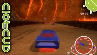 Hot Wheels Ultimate Racing | NVIDIA SHIELD Android TV | PPSSPP Emulator [1080p] | Sony PSP